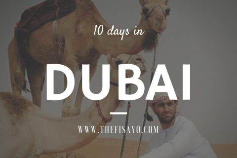 10 Days in Dubai
