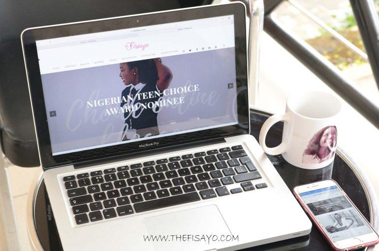 Thefisayo-wordpess-blog