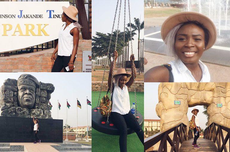 jjt, jjt park, Johnson Jkande Tinubu Park, Tinubu, Ambode, Akinwunmi Ambode, the fisayo, fisayo, park, parks in lagos, lasgise, Lagoos, Lagos park, Nigeria, Parks in Nigeria, 6 things to do in Lagos Park, Where is JJT located