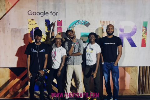 THE #GOOGLEFORNIGERIA EVENT 2018, Sundar Pichai, google, google for Nigeria, YouTube, youtubers, what happened at google for nigeria, what is google for Nigeria, how to attend good for Nigeria, highlights of google for Nigeria, YouTube Nigeria, YouTube ng, YouTube master class, how to grow your YouTube