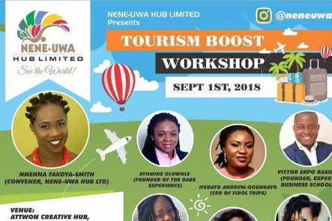 How to Start a Tourism Business, Tourism Boost Workshop - How to Start a Tourism Business, Tourism Boost Workshop, the fisayo, tourism business, how to start tour operating, how to be a travel blogger, Nene-Uwa Hub Limited