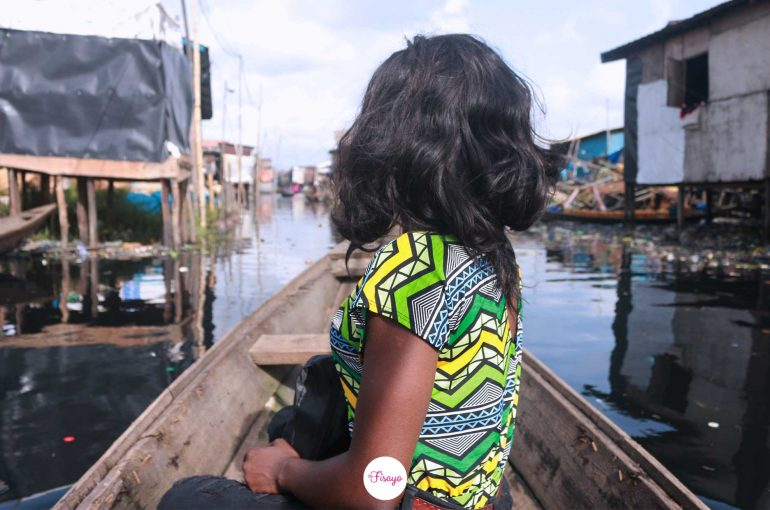 the fisayo, thefisayo, best travel blogger in Nigeria, The future of Lagos Tourism is Makoko- Find out why, makoko, makoko community, the city of lagos, lagos community, Makoko village, Lagos Makoko, travel blogger, travel vlogger. iwaya,iwaya makoko, iwaya community