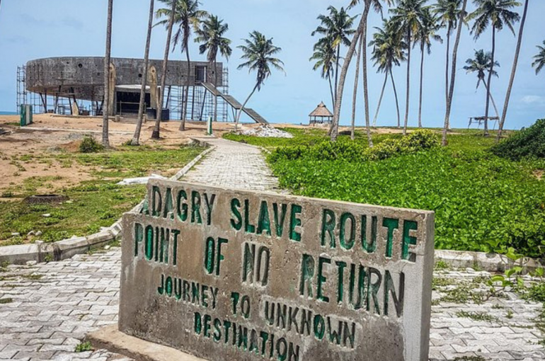 Badagry Heritage Museum and whispering palms Badagry, culture, history, cultural travel. heritage, heritage travel