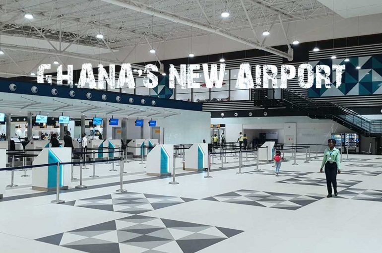 The New International airport Terminal in Kotoka Ghana, kotoka airport, airports in Ghana, the new airport in Ghana, Ghanaian airport.