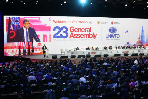 23rd UNWTO General Assembly lauds Secretary General agenda for Africa unwto