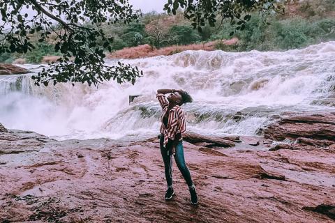 Murchison falls National Park chobe safari room